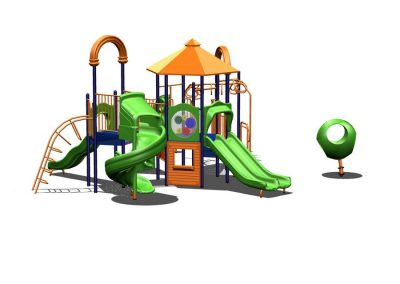 Green-Up-Future-Little-Tikes-Structure