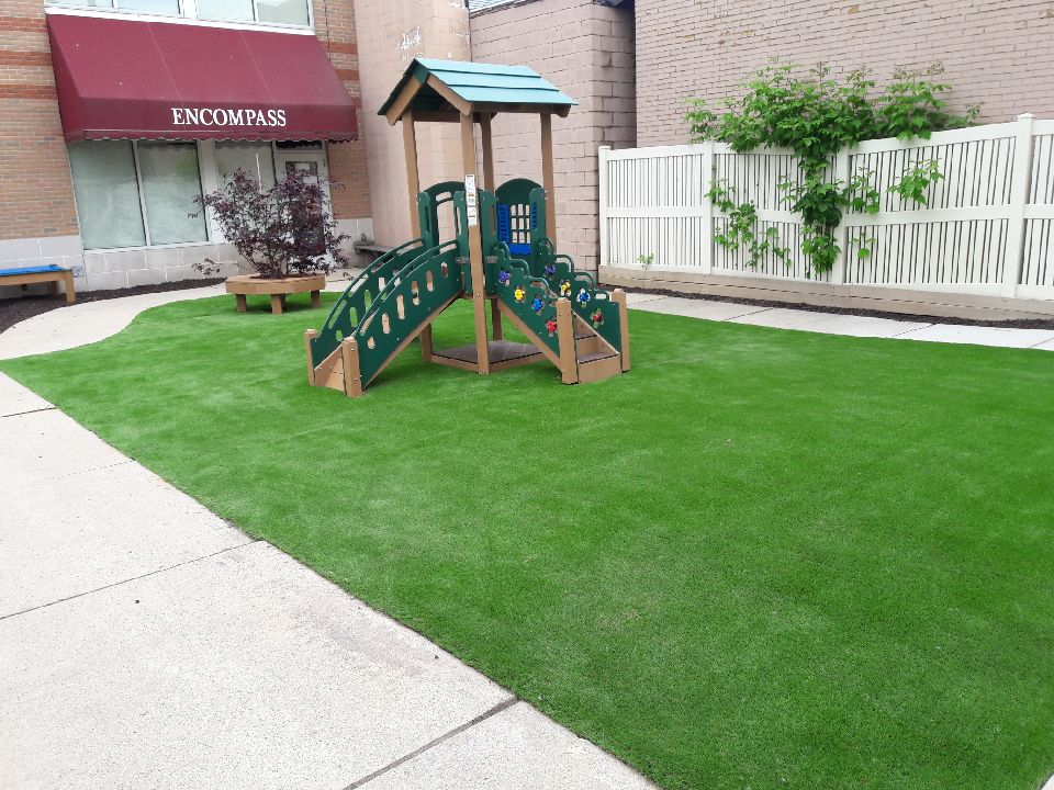 Artificial Turf - Playground Surfacing