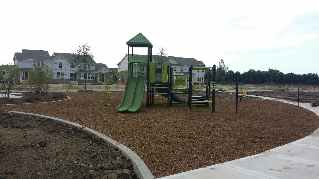 Engineered Wood Fiber - Playground Surfacing
