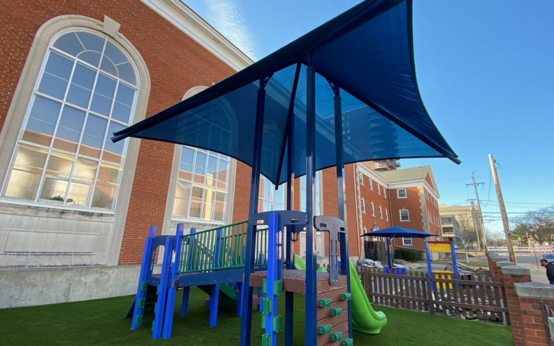 Why You Should Add a Shade Structure to Your Playground