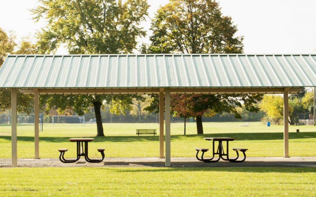 4 Reasons Why Your Playground Needs a Shelter