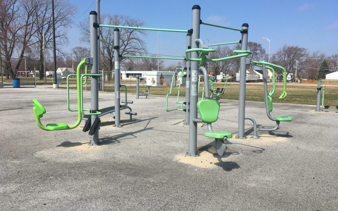 Sport and Fitness Equipment for Your Playground