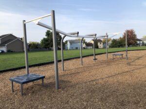 zip line playground